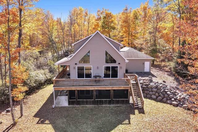 16081 Peninsula Lane, Mountain, WI 54149 (#50249436) :: Todd Wiese Homeselling System, Inc.