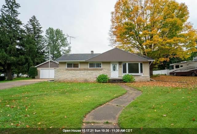 109 South Street, Weyauwega, WI 54983 (#50249484) :: Carolyn Stark Real Estate Team