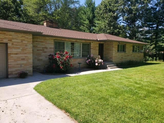 N6803 Hwy Bb, Plainfield, WI 54966 (#50249611) :: Todd Wiese Homeselling System, Inc.
