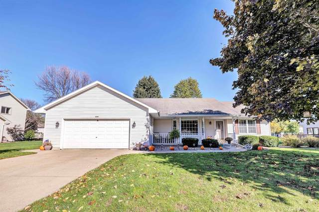 2064 Schanock Drive, Green Bay, WI 54303 (#50249703) :: Town & Country Real Estate