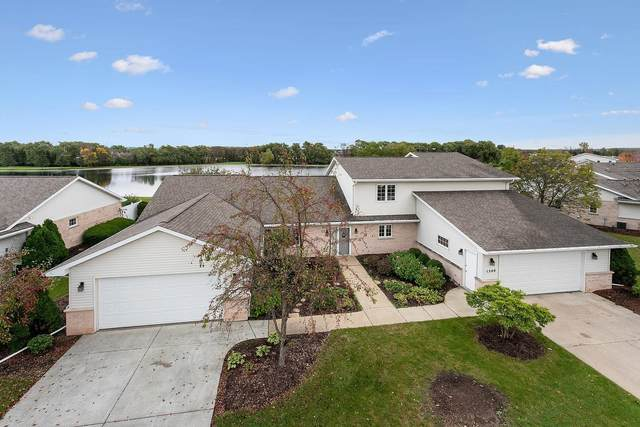1540 River Pines Drive, Green Bay, WI 54311 (#50249723) :: Town & Country Real Estate