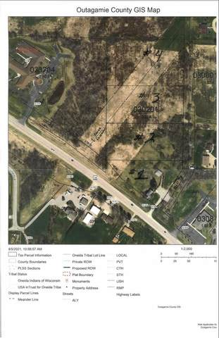 N1866 Greenville Drive, Greenville, WI 54942 (#50249752) :: Carolyn Stark Real Estate Team