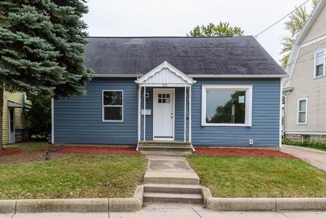 615 W South Park Avenue, Oshkosh, WI 54902 (#50249778) :: Todd Wiese Homeselling System, Inc.