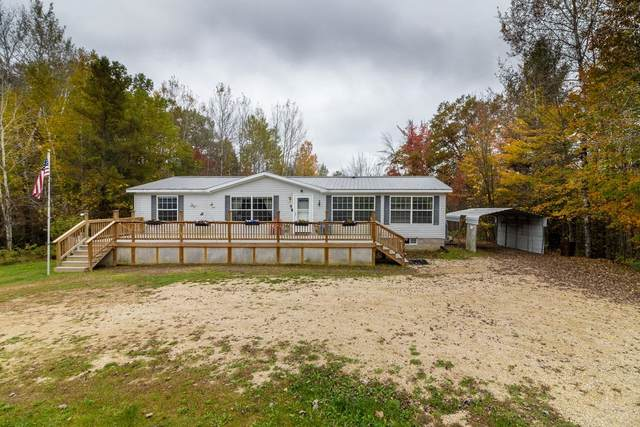 N12071 Stevenson Road, Wausaukee, WI 54177 (#50249807) :: Ben Bartolazzi Real Estate Inc