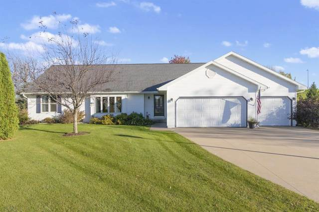 W4688 Parkway Court, Sherwood, WI 54169 (#50249890) :: Dallaire Realty