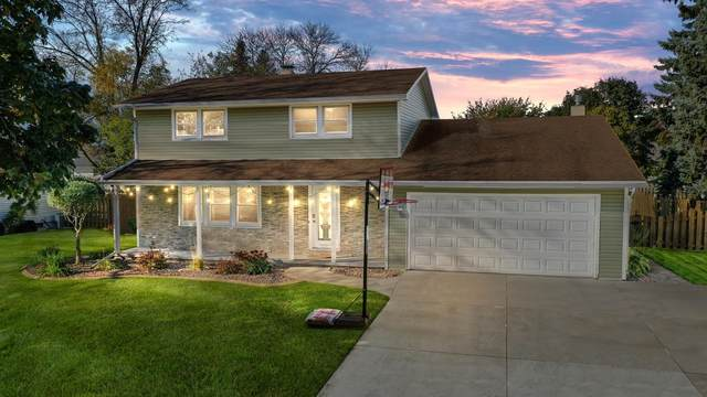 732 St Josephs Street, De Pere, WI 54115 (#50249942) :: Todd Wiese Homeselling System, Inc.