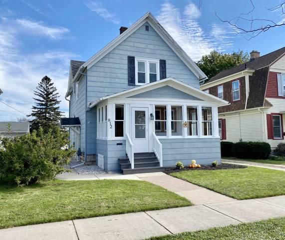812 Michigan Avenue, North Fond Du Lac, WI 54937 (#50249986) :: Dallaire Realty