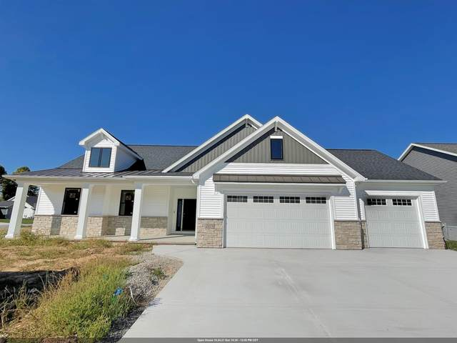 2074 Big Bend Drive, Neenah, WI 54956 (#50249998) :: Dallaire Realty