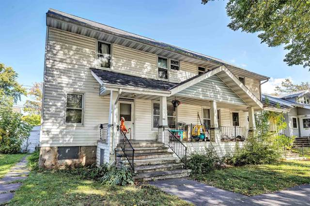 814 Hubbard Street, Green Bay, WI 54303 (#50250029) :: Dallaire Realty