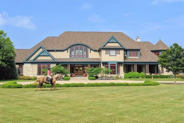 W3366 Appaloosa Court, Appleton, WI 54913 (#50250078) :: Todd Wiese Homeselling System, Inc.
