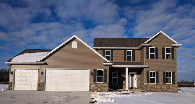 2044 Big Bend Drive, Neenah, WI 54956 (#50180847) :: Todd Wiese Homeselling System, Inc.