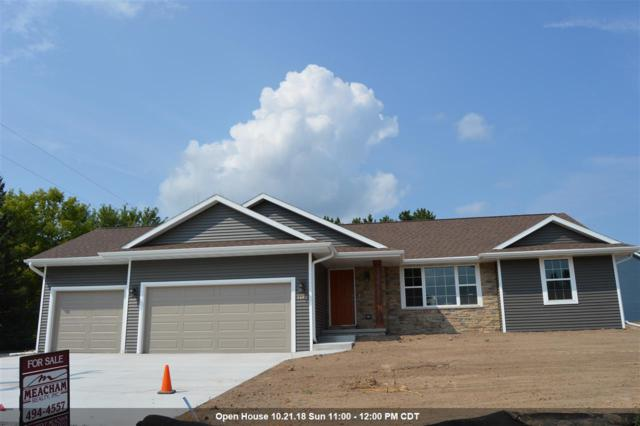 3692 Evergreen Avenue, Green Bay, WI 54313 (#50185612) :: Symes Realty, LLC