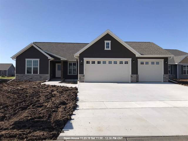 3601 Golden Hill Court, Appleton, WI 54913 (#50204208) :: Todd Wiese Homeselling System, Inc.