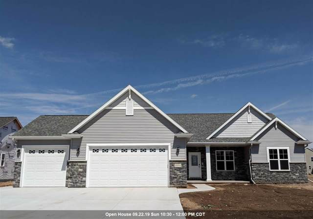 2004 Big Bend Drive, Neenah, WI 54956 (#50189387) :: Todd Wiese Homeselling System, Inc.