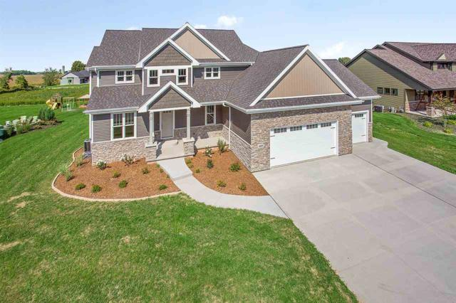 420 Woodfield Prairie Way, Hobart, WI 54155 (#50188110) :: Dallaire Realty