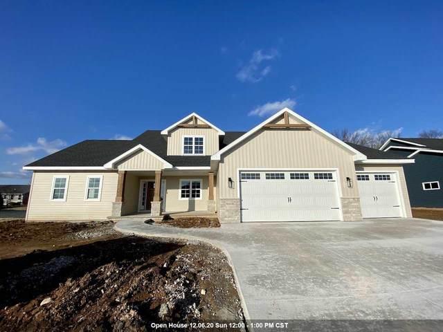 W5536 Hoelzel Way, Appleton, WI 54915 (#50227301) :: Ben Bartolazzi Real Estate Inc