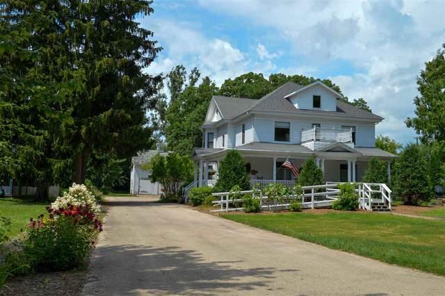 539 Depot Street, Manawa, WI 54949 (#50186084) :: Ben Bartolazzi Real Estate Inc