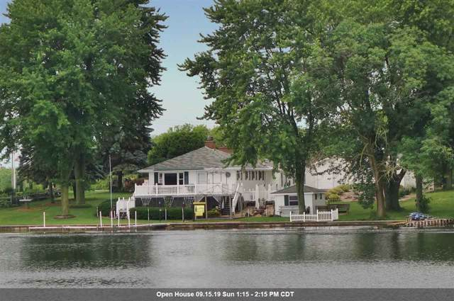W971 South Shore Lane, Saint Cloud, WI 53079 (#50193712) :: Todd Wiese Homeselling System, Inc.