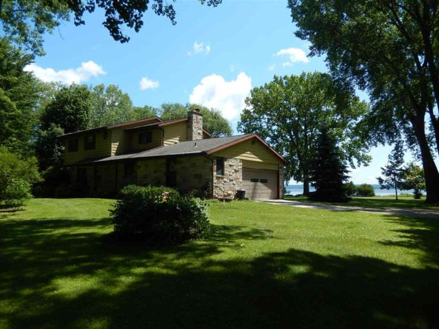 N7497 Lakeshore Drive, Fond Du Lac, WI 54937 (#50160059) :: Dallaire Realty