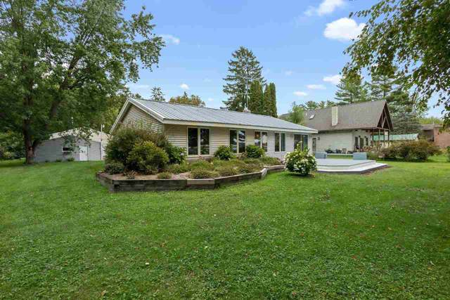 E5617 North Shore Road, Royalton, WI 54983 (#50209600) :: Todd Wiese Homeselling System, Inc.