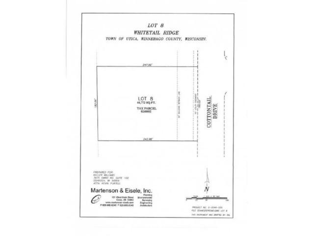 1835 Cottontail Drive, Oshkosh, WI 54904 (#50152204) :: Symes Realty, LLC