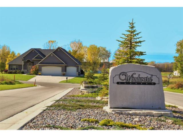 1488 Mistral Lane, Fond Du Lac, WI 54935 (#50153517) :: Todd Wiese Homeselling System, Inc.