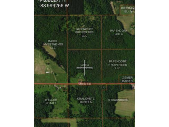 Old Hwy D, Bowler, WI 54416 (#50157179) :: Dallaire Realty