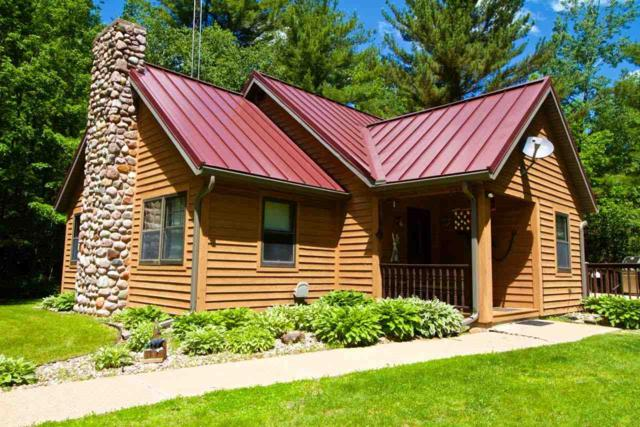 N10705 Nitke Road, Tigerton, WI 54486 (#50165334) :: Dallaire Realty