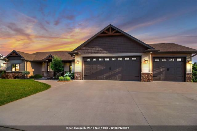 580 Cornrow, Combined Locks, WI 54113 (#50167683) :: Dallaire Realty