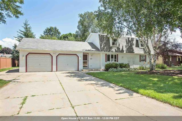 2151 Rachel, Green Bay, WI 54311 (#50167759) :: Dallaire Realty