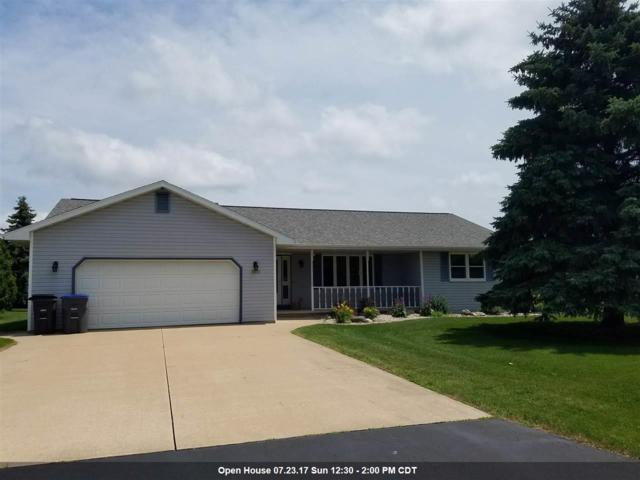 N1432 Star Dust, Greenville, WI 54945 (#50167915) :: Dallaire Realty