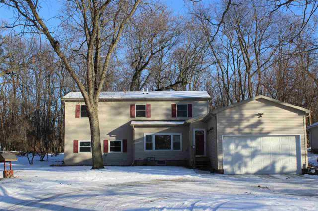 N5814 Hwy A, Green Lake, WI 54941 (#50169822) :: Dallaire Realty
