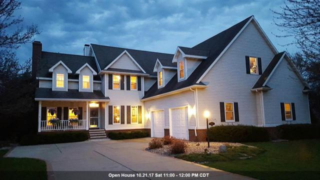 843 Swan Road, De Pere, WI 54115 (#50173089) :: Todd Wiese Homeselling System, Inc.