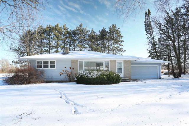 N5308 Hwy 22-110, Manawa, WI 54949 (#50174084) :: Dallaire Realty