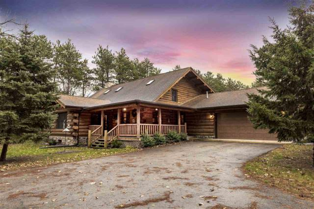 W1002 Heather Circle, Neshkoro, WI 54960 (#50175136) :: Todd Wiese Homeselling System, Inc.