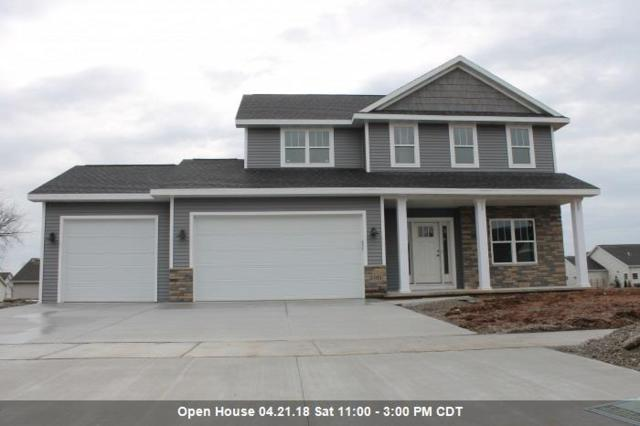 1305 Coneflower Court, Neenah, WI 54956 (#50177413) :: Dallaire Realty