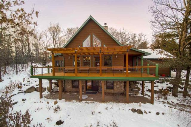 W4166 Hwy H, Pine River, WI 54965 (#50178231) :: Dallaire Realty