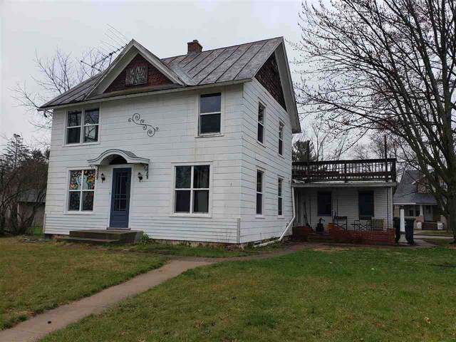 211 W Main Street, Weyauwega, WI 54983 (#50178276) :: Todd Wiese Homeselling System, Inc.