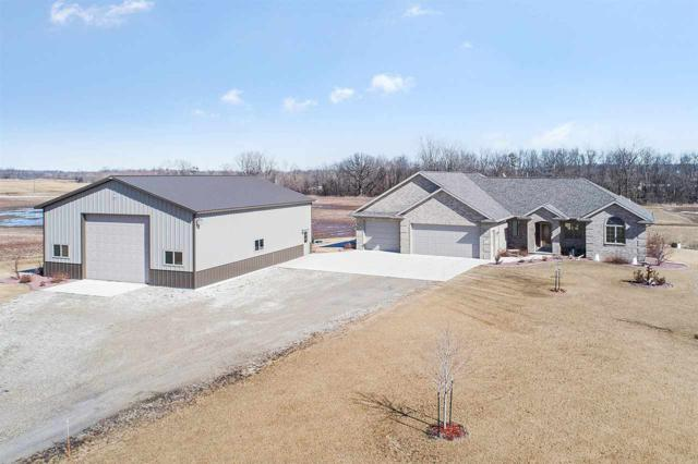 6681 Elmro Road, Greenleaf, WI 54126 (#50178655) :: Dallaire Realty