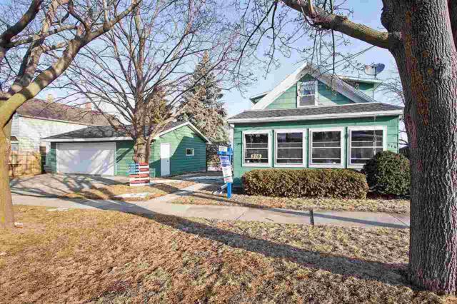 316 Dixon Street, Kaukauna, WI 54130 (#50179020) :: Todd Wiese Homeselling System, Inc.