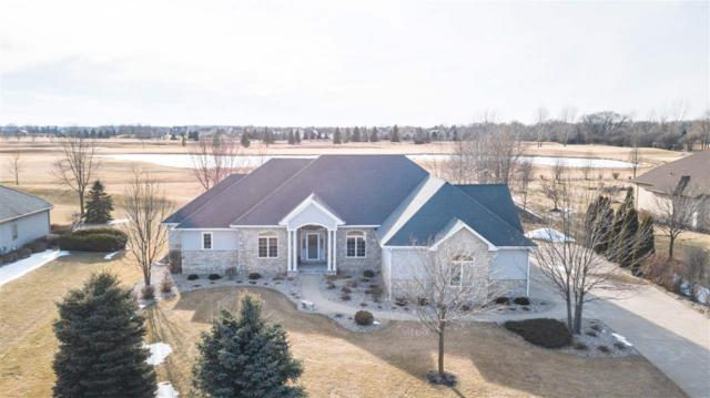 8225 Golf Course Drive, Neenah, WI 54956 (#50179455) :: Dallaire Realty