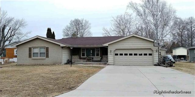 7632 Haase Road, Larsen, WI 54947 (#50179654) :: Dallaire Realty