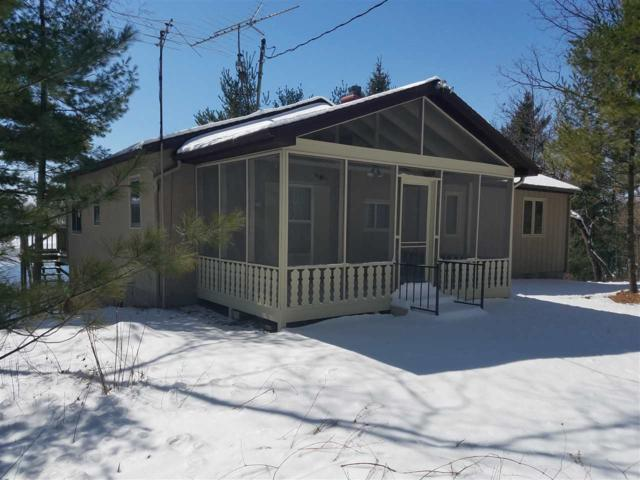 W5159 N Twin Lake Road, Waupaca, WI 54981 (#50180313) :: Dallaire Realty
