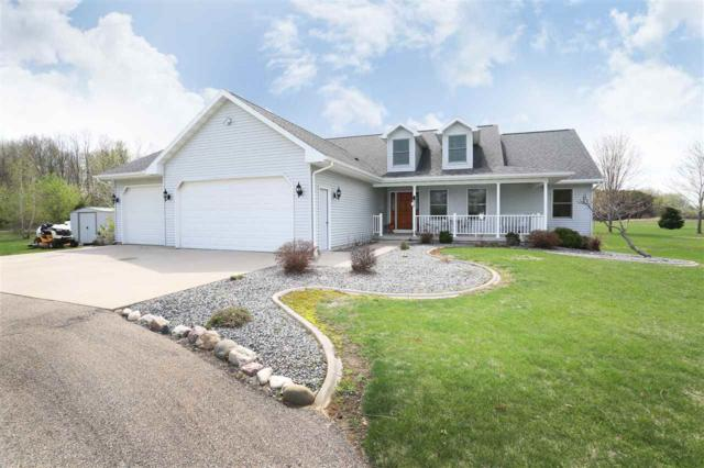 N6599 Buelow Road, New London, WI 54961 (#50181005) :: Symes Realty, LLC