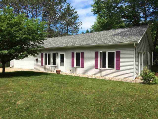 N5786 Gurholt Lake Road, Scandinavia, WI 54977 (#50181199) :: Dallaire Realty