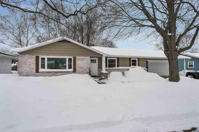 1644 Ranchland Drive, Green Bay, WI 54304 (#50181507) :: Dallaire Realty