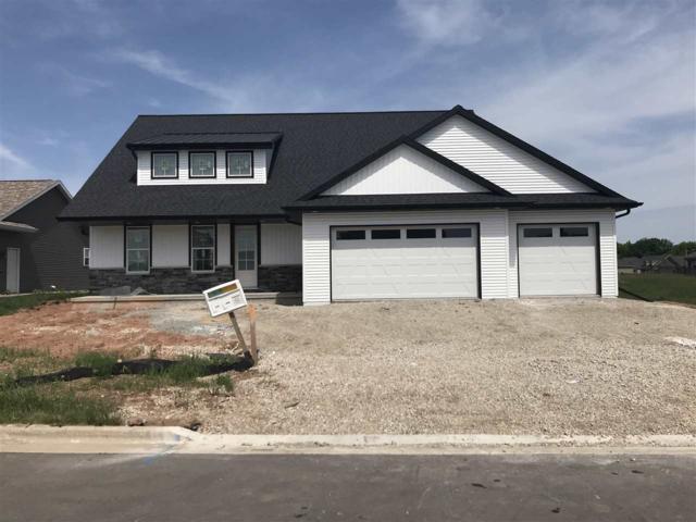 151 Purple Sage Drive, Green Bay, WI 54311 (#50181576) :: Symes Realty, LLC