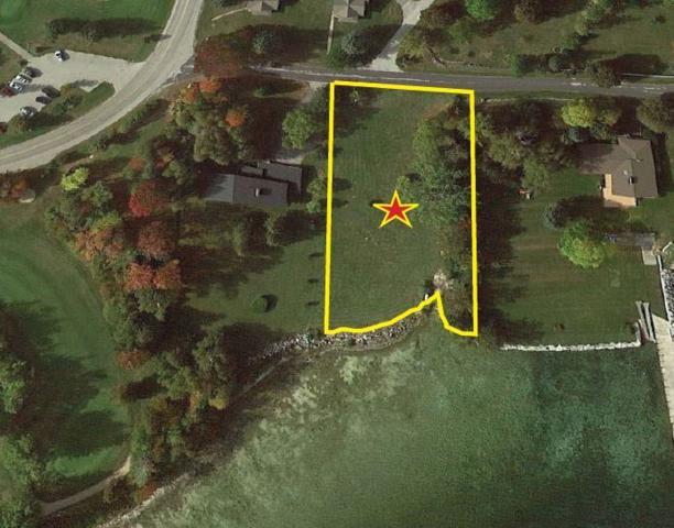 E Shore Road, Egg Harbor, WI 54209 (#50183067) :: Dallaire Realty