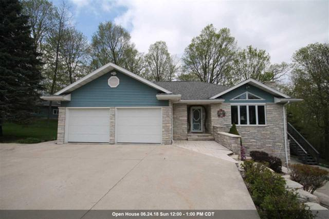 N8250 Evergreen Road, Mount Calvary, WI 53057 (#50183279) :: Symes Realty, LLC