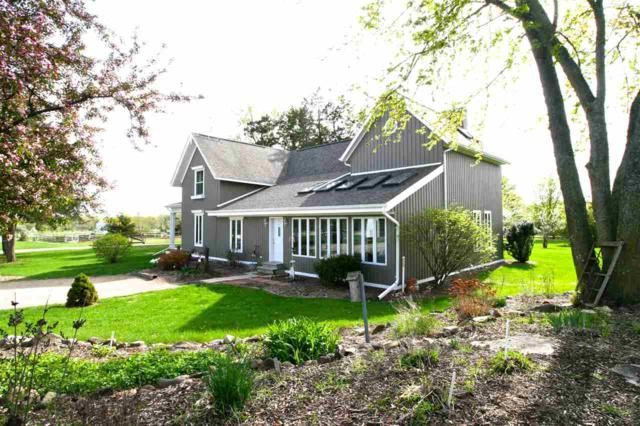 N638 Hwy X, Berlin, WI 54923 (#50183318) :: Dallaire Realty